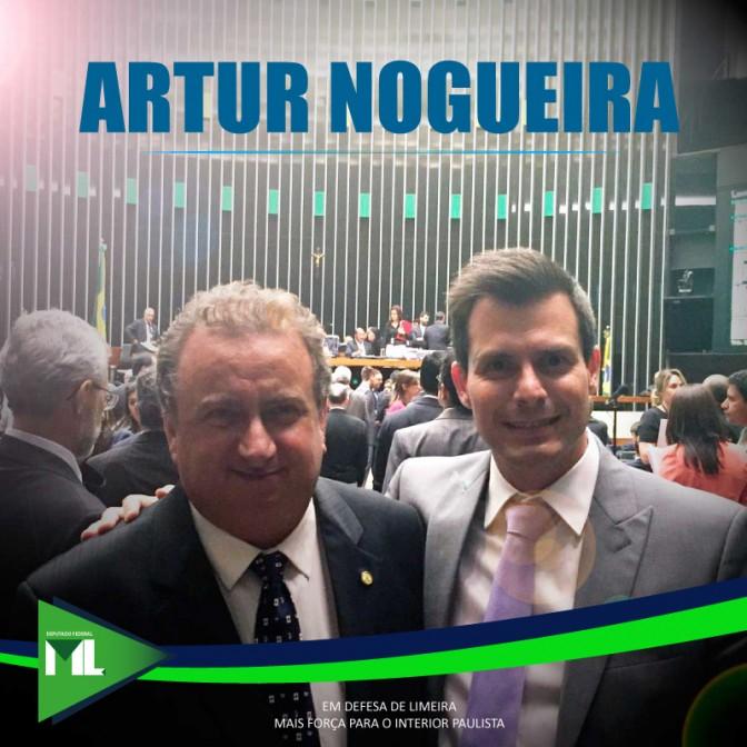Artur Nogueira:  recurso para saúde e assistência social