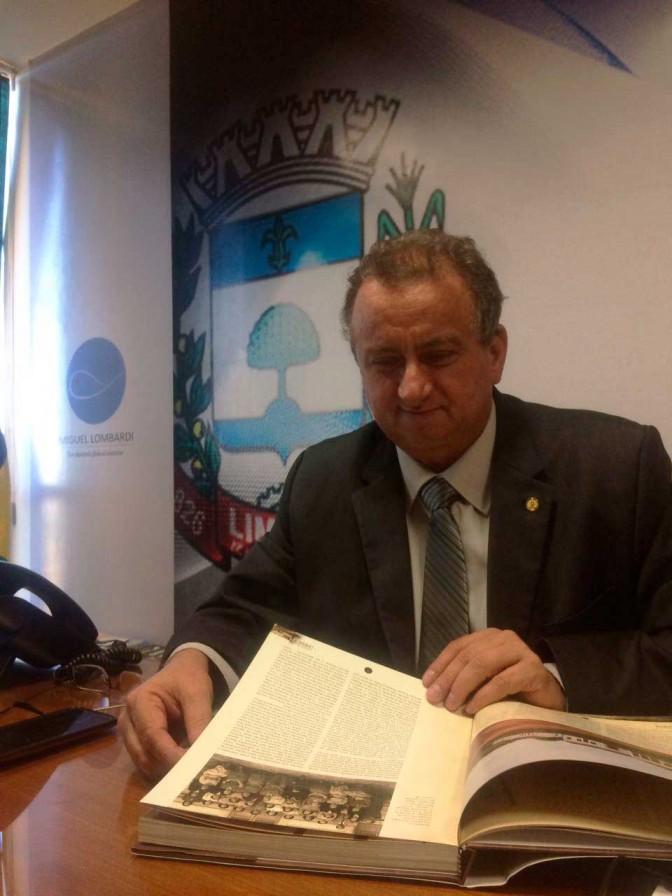 Historiador lança novo livro sobre Limeira