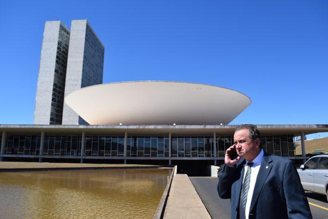Deputado Miguel leva demandas do Sincaf ao Ministério da Economia