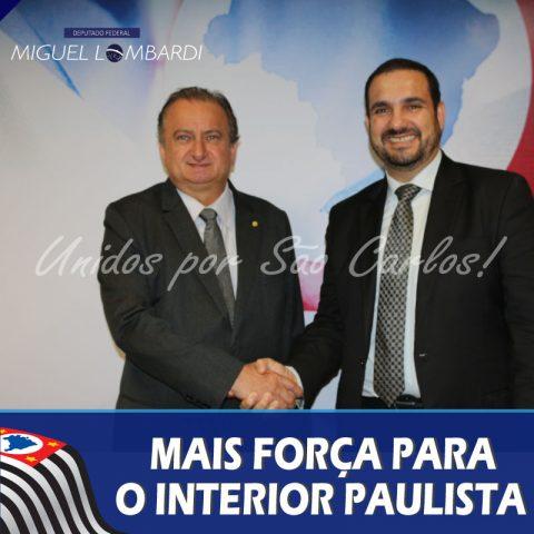 Unidos por São Carlos!