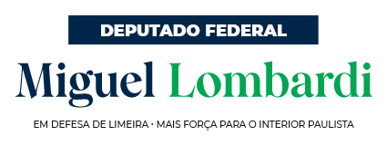 Miguel Lombardi – Deputado Federal
