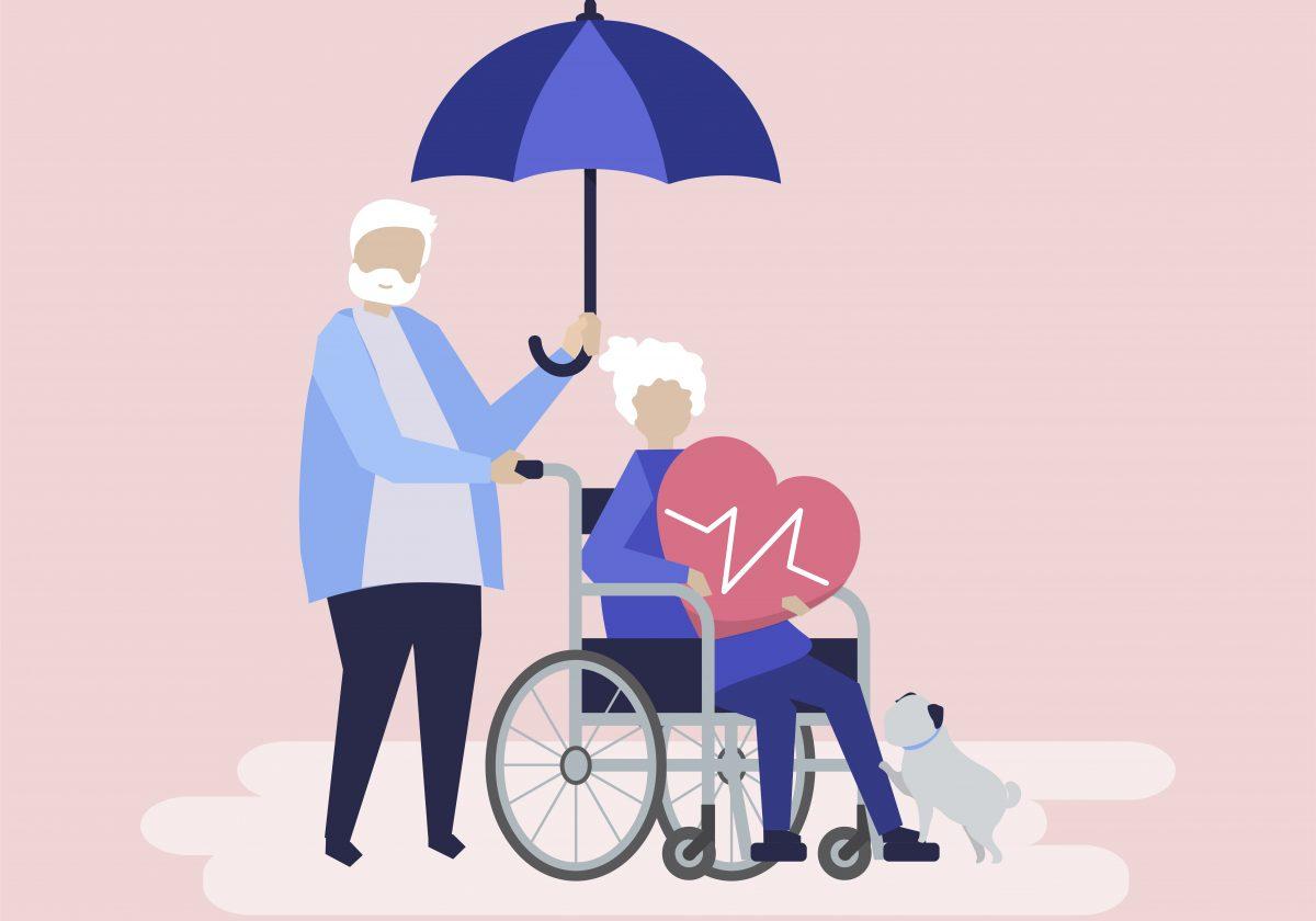 Minha prioridade é fortalecer as políticas para os idosos