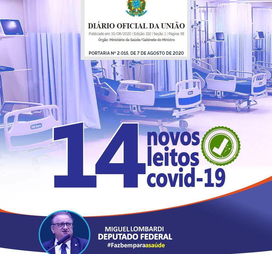 Após ação de deputado, ministério credencia mais leitos para pacientes de covid-19 em Limeira