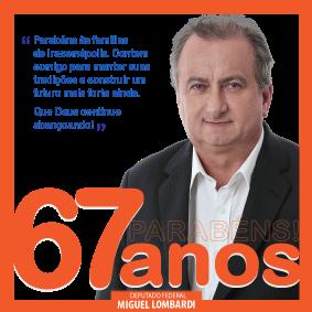 Miguel reforça compromisso com Iracemápolis; garantia de R$ 3 milhões em investimentos